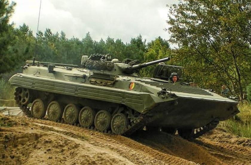 Panzer Fahren Hessen