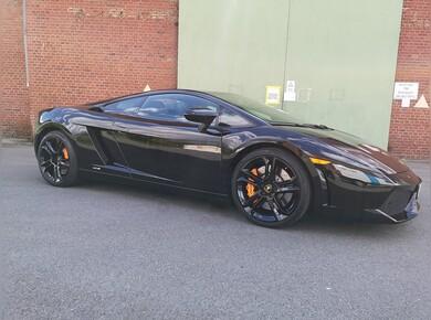 Lamborghini Gallardo fahren - 30 Minuten Weeze