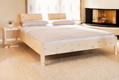 betten f r senioren barrierefreies wohnen im alter. Black Bedroom Furniture Sets. Home Design Ideas