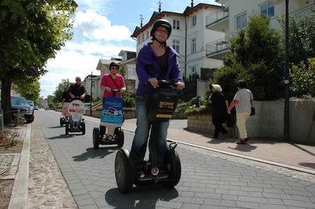Segway Candlelight Tour - 1 Person (Erfurt, Thüringen)