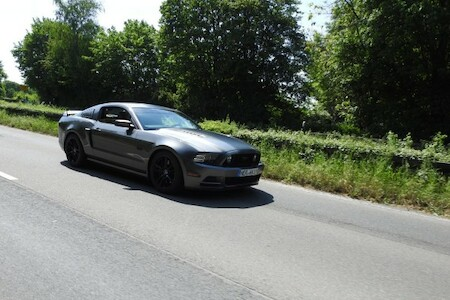 Ford Mustang Boss Mieten 1 Tag Herne Nrw