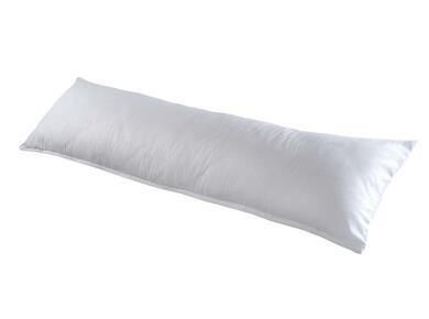 Feinflanell Schutzbezug für Seitenschläferkissen aus Baumwolle