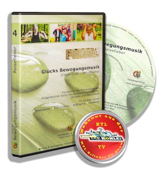 VIDEO DVD Reisefieber