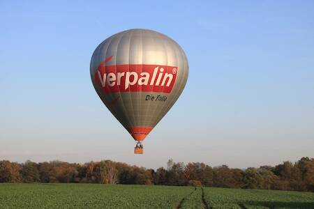 Ballonfahrt - 1 Person (Bostalsee, Saarland)