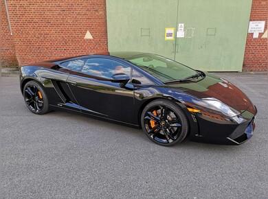 Lamborghini Gallardo fahren - 30 Minuten Siegen