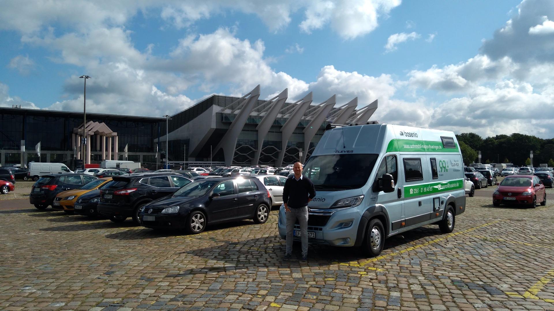 Wohnmobil, Messe Bremen, Steffen Gottschling