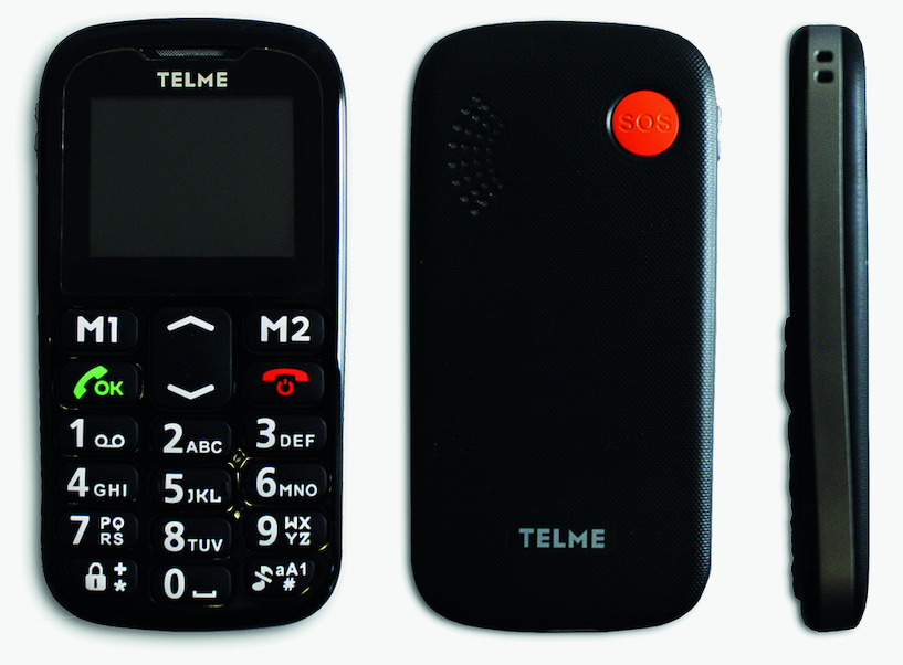 Handy, Telefon, Seniorenhandy