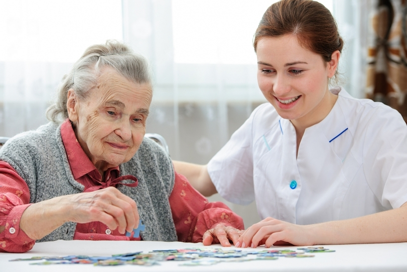 Home Health And Nursing Home Occupational Therapy Chicago