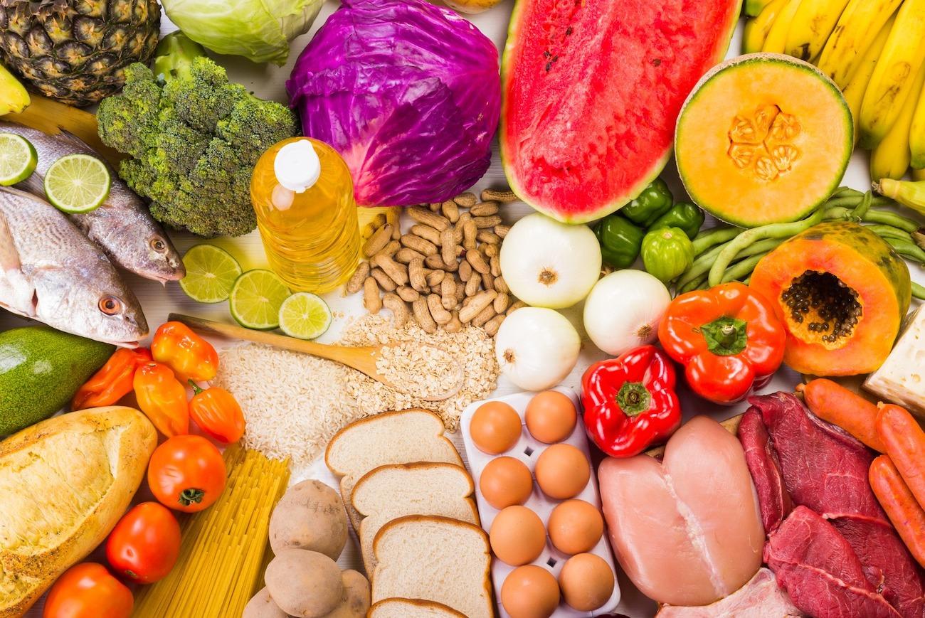 Was ist eine vollständig ausgewogene und abwechslungsreiche Ernährung