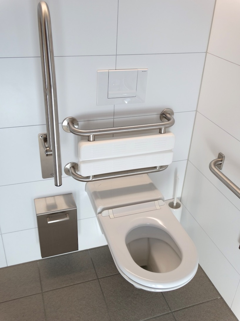 Toilettensitzerh 246 Hung Amp Wc Sitzerh 246 Hung Mit Armlehnen