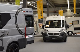 Reisen & Caravan Messe in Erfurt 2015