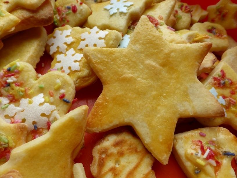 Diabetiker Weihnachtsplätzchen Rezepte.Plätzchen Backen Zu Weihnachten Hirschknöpfe Co