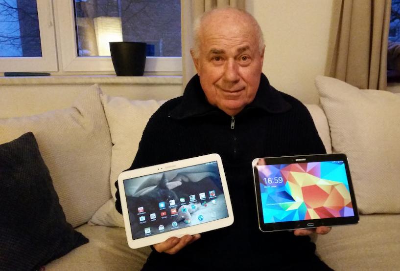 tablets f r senioren test vergleich 2018 kauftipps. Black Bedroom Furniture Sets. Home Design Ideas