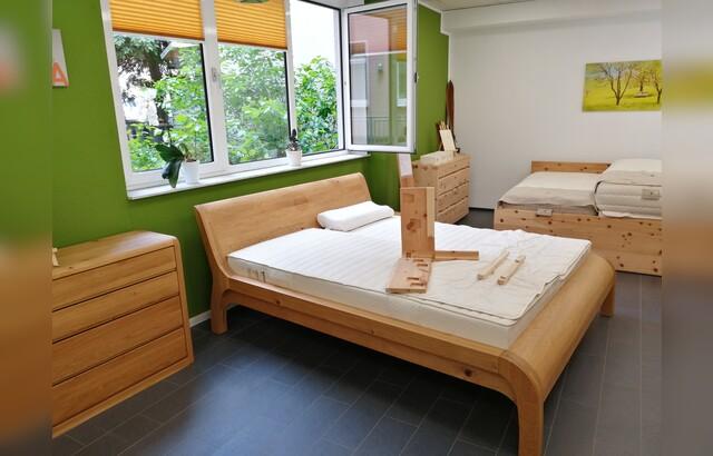 Geborgenschlafen Hochwertige Schlafzimmer Aus Massivholz