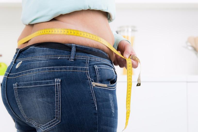 Gesunde und ausgewogene Ernährung zum Abnehmen 10 Kilo oder 60 Gramm